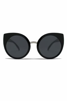 Quay Eyeware China Doll Sunglasses in Black