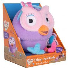 Rosey Kids - Giggle and Hoot Talking Hootabelle, $25.00 (http://www.roseykids.com.au/giggle-and-hoot-talking-hootabelle/)