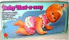 Baby that-a-way