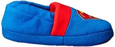 DC Comics Superman Slipper (Toddler/Little Kid) | Slippers.com #Slippers Kids Slippers, Superman, Dc Comics, Christmas, Yule, Xmas, Christmas Movies, Noel, Natural Christmas