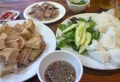 Gọi tên phố Hà Nội qua những món ăn