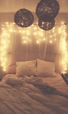 Twinkle lights <3