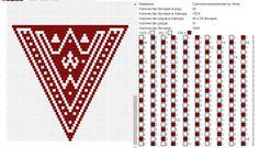 РАДУГА БИСЕРА: схемы для вязания с бисером, МК