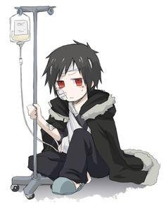 sick Izaya
