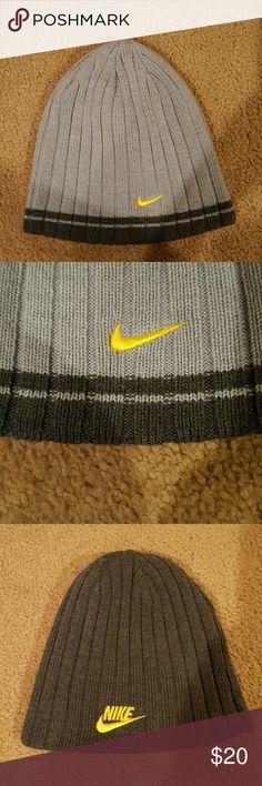 **HOST PICK** Authentic reversible Nike sock hat BNWOT Authentic Nike reversible sock hat. Nike Accessories Hats