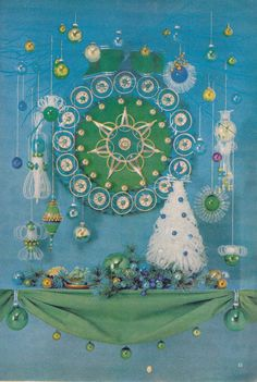 Vintage McCall's Christmas Crafts
