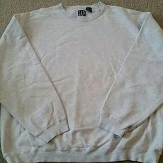 Men's sweat shirt NWOT. Men's sweat shirt. GAP Tops Sweatshirts & Hoodies