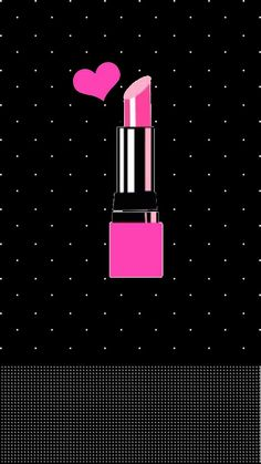 This is the « Lip Stick » iOS homescreen wallpaper from the « Vanity » theme to install on your iPhone 6Plus (portrait)