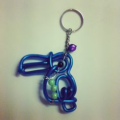 Single-Wire Toucan Keyholder by LittleTreasures2013 on Etsy, $4.90