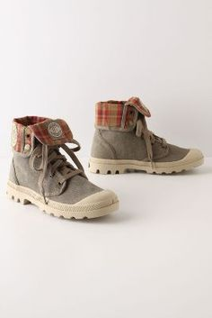 posted by SarahElizabeth  Cunningham Trails Boots - Anthropologie.com