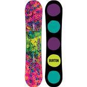 Burton Social Snowboard - Women's 2014