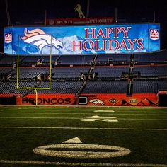 Click here to read Holiday Tweets from some of your favorite Broncos players