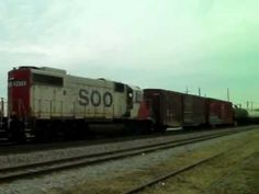 Canadian Pacific Railway Spaulding local. Bensenville Illinois
