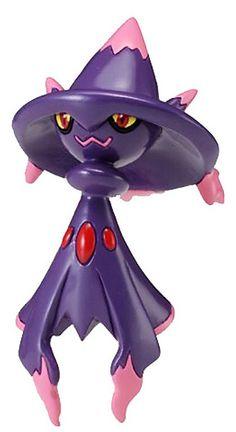 """Takaratomy Mismagius (MC-106): Pokemon Monster Collection 2"""" Mini Figure"""