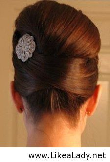 very Audrey Hepburn great for an upcoming wedding!