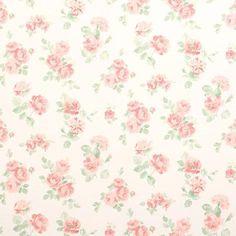 Albertine Blush Wallpaper