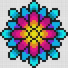 Something Wonderful Perler Bead Pattern / Bead Sprite Etwas wundervolles Perler Perlmuster / Perle Sprite Melty Bead Patterns, Hama Beads Patterns, Beading Patterns, Jewelry Patterns, Embroidery Patterns, Art Patterns, Pattern Ideas, Canvas Patterns, Hama Beads