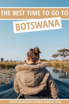 So when is the best time to visit Botswana? It all depends if you want to see Big Cats, baby animals or the sky turn pink from flamingos. Travel Guides, Travel Tips, Travel Advise, Budget Travel, Africa Destinations, Travel Destinations, Amazing Destinations, Chobe National Park, Okavango Delta