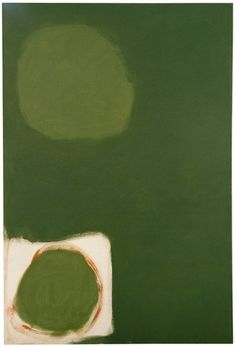 """felixinclusis: """" grafurii: Patrick Heron Dull Green with White : December 1961 """" Patrick Heron, Abstract Nature, Abstract Art, Abstract Expressionism, Abstract Painters, Acrylic Paintings, Garden Painting, Green Art, Elements Of Art"""