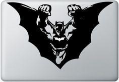 Batman Arkham Macbook Laptop Decal