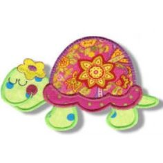Totally Turtles Applique