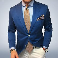 Menswear Fashion Enthusiasts and Neckwear Providers.