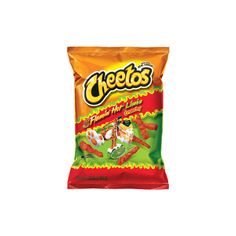 Five reasons why banning Flamin' Hot Cheetos is flaming stupid ❤ liked on Polyvore featuring food and food and drink