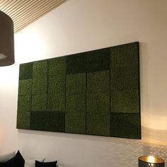 En mosevegg i ditt eget design skaper et unikt og personlig uttrykk! Contemporary, Rugs, Design, Home Decor, Farmhouse Rugs, Decoration Home, Room Decor, Home Interior Design