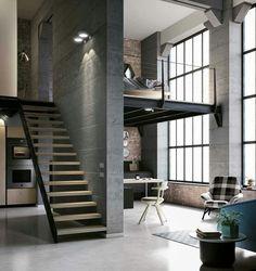 idee voor eventueel te korte trap koetshuis