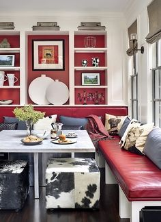 Banquette Seating For Your Home - Porch.