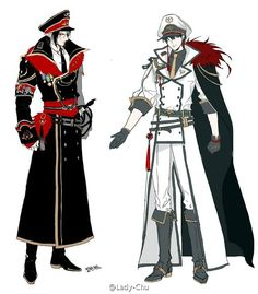 Game Character Design, Character Design Inspiration, Character Art, Military Inspired Fashion, Uniform Design, Drawing Clothes, Character Outfits, Costume Design, Art Reference Poses