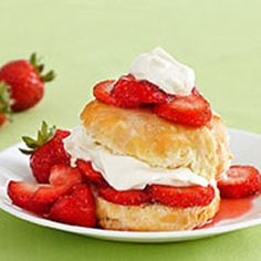 Old Fashioned Strawberry Shortcake - FarmerOwned