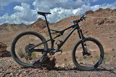 Test Ride Review: Specialized S-Works Stumpjumper 650B   Singletracks Mountain Bike News