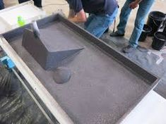 Great Image Result For How To Make A Mold For A Concrete Sink