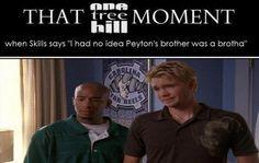 """I Had No Idea Peyton's Brother Was A Brotha"""