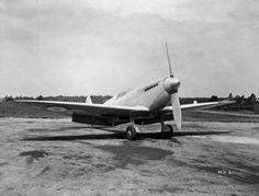 """Supermarine Spitfire prototype, 1936"""