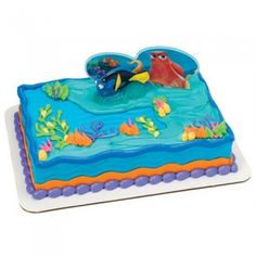 Finding Dory Cake Decoration Kits (Each)