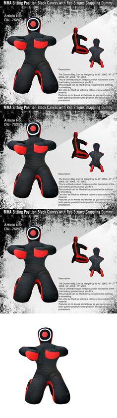 Dummies 179786: Grappling Dummy Brazilian Jiujitsu Martila Art Practice Bag -> BUY IT NOW ONLY: $69.99 on eBay!