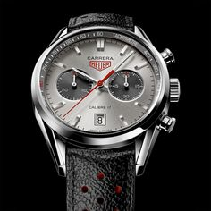 TAG Heuer Limited Edition of the Carrera for Jack Heuer's 80th birthday
