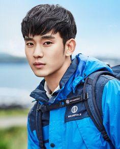 리얼 김수현 (@LovelyChun6002) | Twitter My Love From The Star, Poster Boys, Hallyu Star, Dream High, Ideal Man, Cute Gif, Mens Clothing Styles, Asian Men, Korean Actors