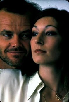 Anjelica Huston and Jack Nicholson...They loved and lost. A memorable couple in history, I am sure it did not end from boredom!