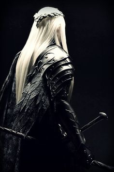 ELDAMAR Thranduil & Ellerian Legolas Und Thranduil, Lotr Elves, O Hobbit, Wood Elf, Elvish, Jrr Tolkien, Lee Pace, High Fantasy, Dark Souls
