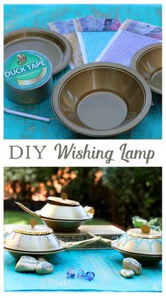 2 DIY Wishing Lamp