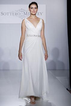 Top 12 Beach Wedding Dresses, Fall 2014