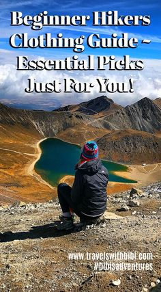 Beginner Hikers Clothing Guide ~ Essential Picks Just For You! Beginners Walkers Clothing Guide Essential Picks Just for you! Hiking Gear Women, Hiking Tips, Hiking Clothes Women, Womens Hiking Outfits, Hiking Usa, Winter Hiking Boots, Climbing Outfits, Climbing Pants, Rock Climbing