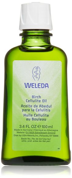 Weleda Birch Cellulite Oil 100 ml: Amazon.co.uk: Beauty
