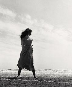 Lella, Bretagne 1947; Edouard Boubat