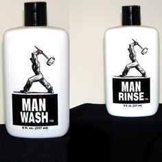 Man Wash And Rinse Duo, $17, now featured on Fab.