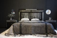 black and white decorating ideas for modern bedrooms