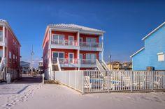 Beachin' West Vacation Rental in Gulf Shores, AL